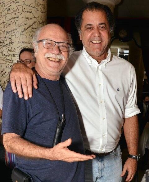 Tonico Pereira e Catito Perez