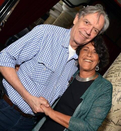Chico e Eliana Caruso