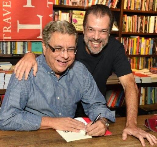 Flavio Marinho e Henrique Jaimovich