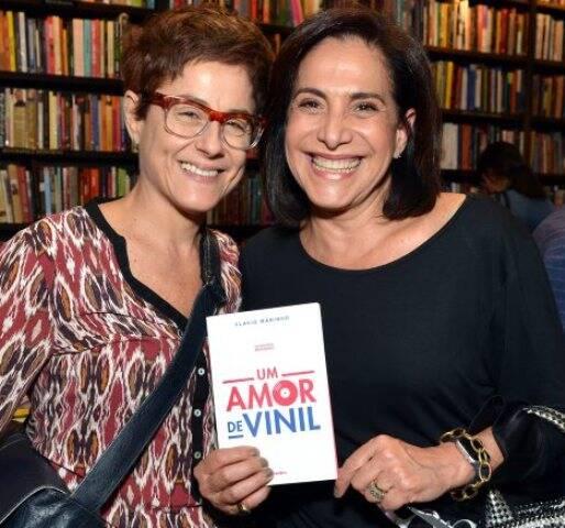 Soraya Ravenle e Totia Meirelles