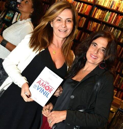 Naura Schneider e Valeria Macedo