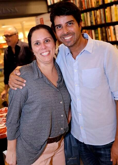 Alessandra Bouhild e Alex Lerner