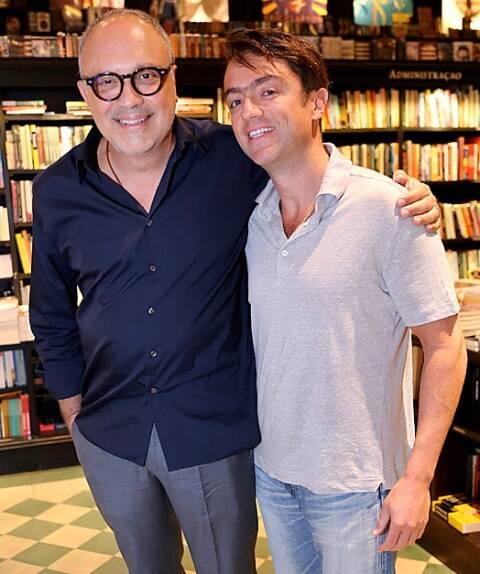 Arthur Casas e Alexandre Azevedo