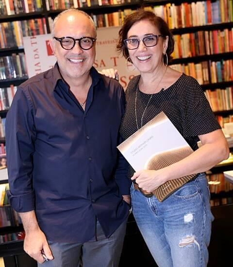 Arthur Casas e Lília Cabral