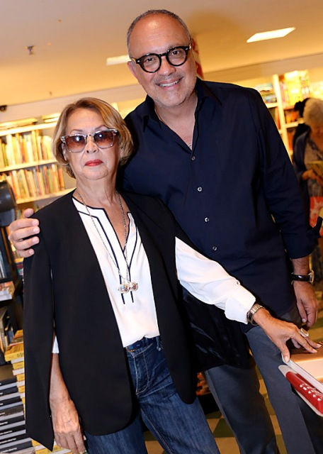 Catarina Guedes e Arthur Casas
