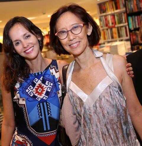 Cristiana Lobo e Chean Yok