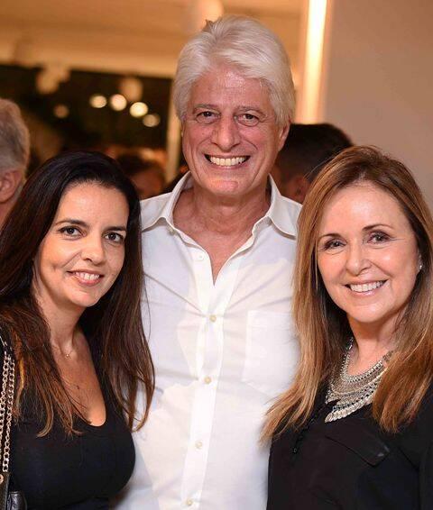 Adriana Falcão, Beto Zornig e Eliane Couto