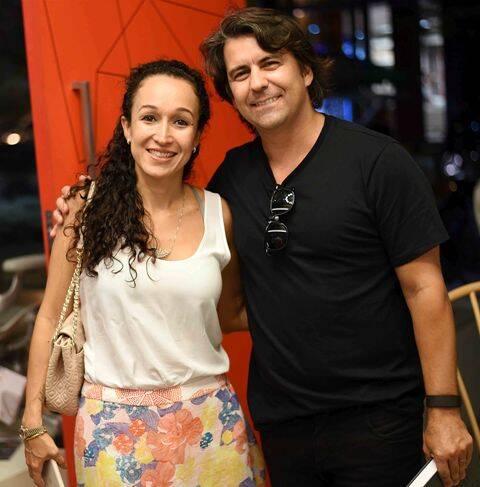 Dani Parreira e Rodrigo Quadrado
