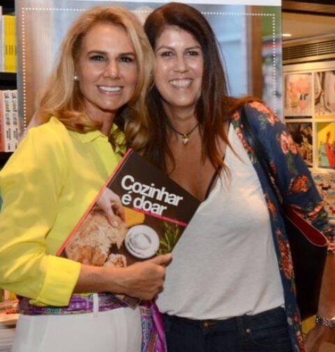 Elisa Marcolini e Patricia Prado