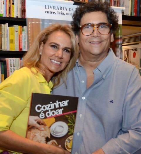 Elisa Marcolini e Antonio Neves da Rocha