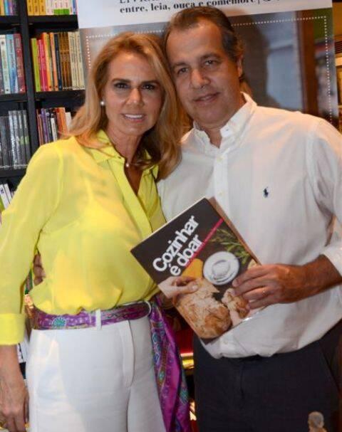 Elisa Marcolini e Pedro Luiz Mendes de Almeida