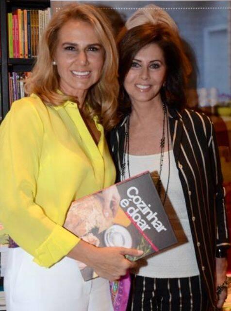 Elisa Marcolini e Regina Pinto