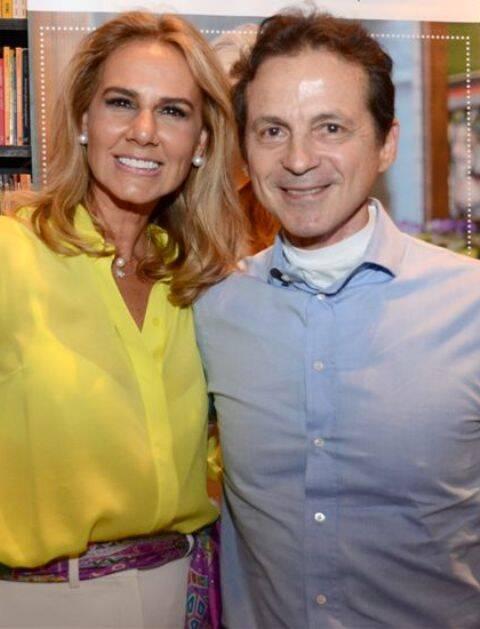 Elisa Marcolini e Renato Rique