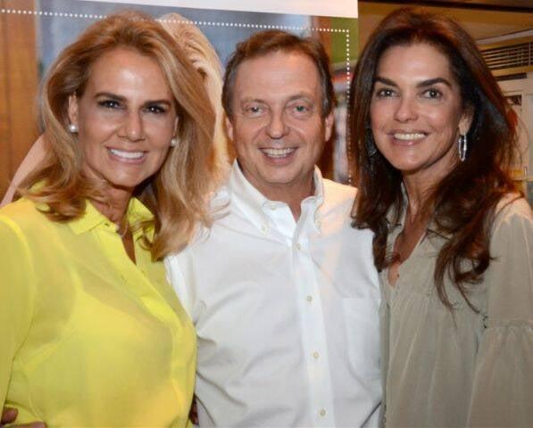 Elisa Marcolini, Franscisco Grabowsky e Beth Accurso