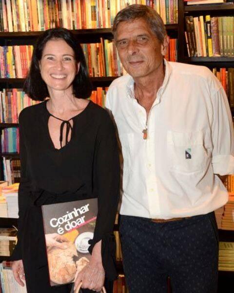 Patricia Barros e Roberto Cardim