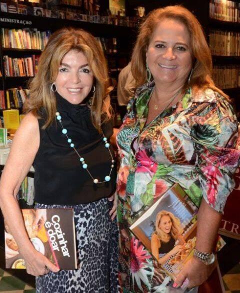 Sonia Simonsen e Renata Fraga