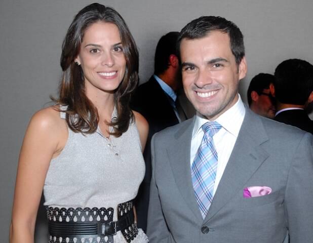 Marina Chiapinotto e Arnaldo Borensztajn