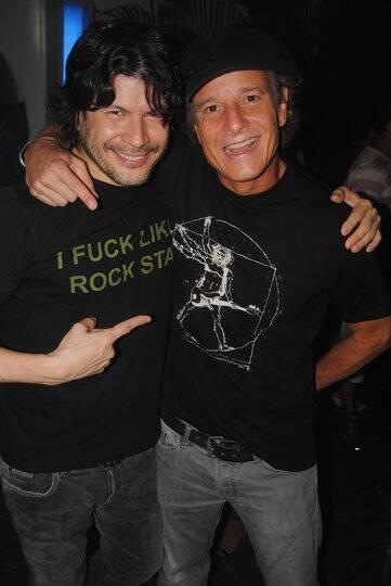Paulo Ricardo e Marcelo Novaes