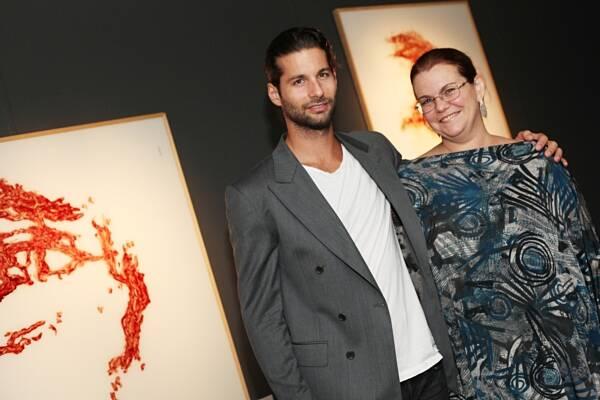 Raquel Preis e Dominique Cohen