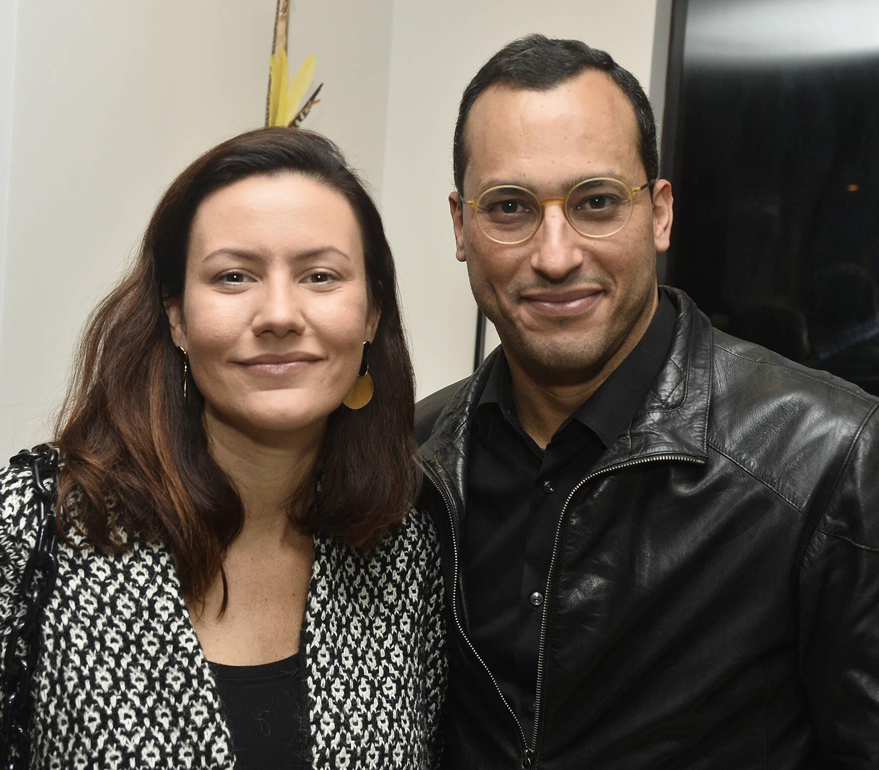 Diana Lobo e Guto Indio da Costa /Foto: Divulgação