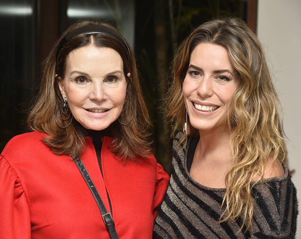 Patricia Mayer e Luiza Bomeny /Foto: Divulgação