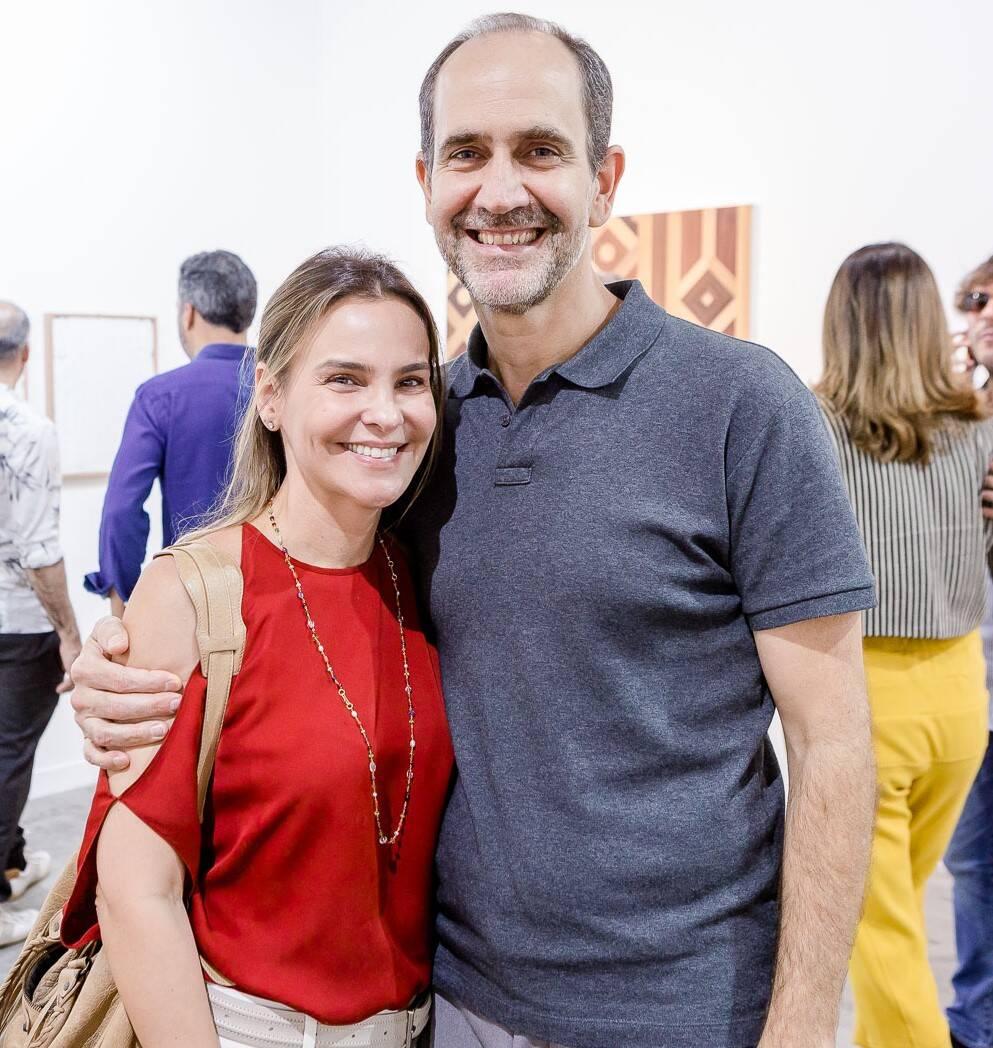Erika Cattapan e Tomas Pereira /Foto: Bruno Ryfer, Miguel Sá e Túlio Thomé
