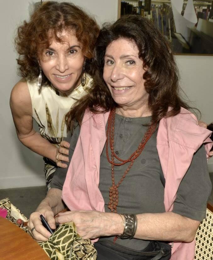 Rosana Lanzelotte e Ana Maria Tornaghi  /Foto: Cristina Granato