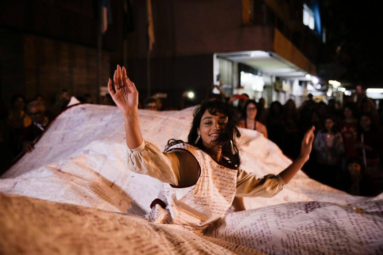 Débora Nascimento /Foto: Roberto Pontes