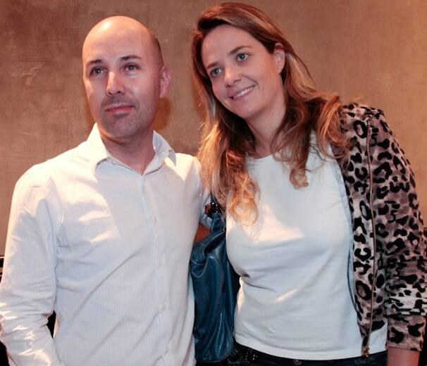 Cleiby Trevisan e Waldemir Filetti