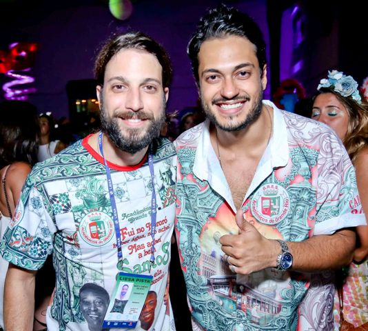 Marco Antônio Gimenez e Raphael Vianna