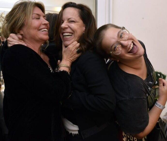 Nana Karabacian, Bebel Gilberto e Alice Caymmi - Foto:  Cristina Granato