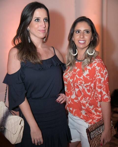 Juliana Heide e Priscila Policarpo