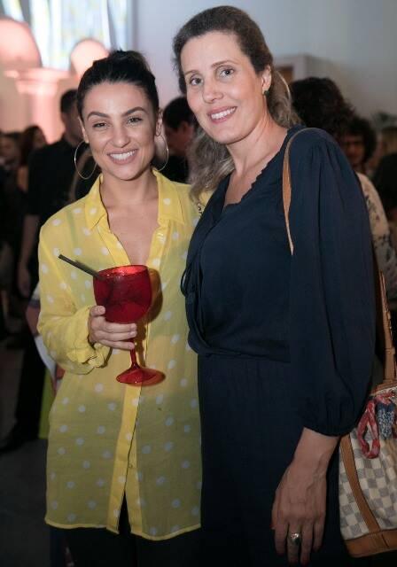 Roberta e Claudia Reis