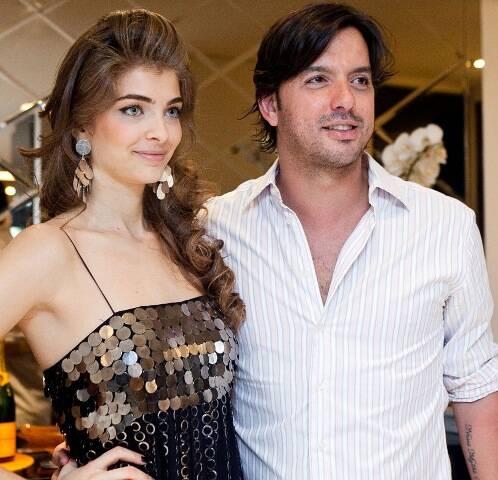 Maria Frering e Ricardo Lowndes Dale