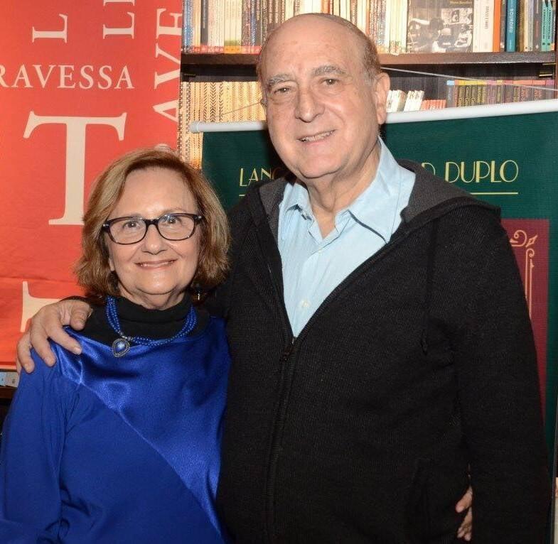 Ana Maria e Harold Ernest /Foto: Marco Rodrigues