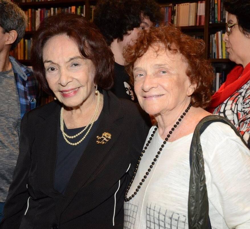 Maria Josephina Mignone e Clara Sverner  /Foto: Marco Rodrigues