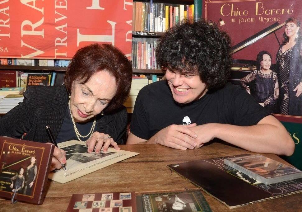 Maria Josephina Mignone e Gui Castro Neves  /Foto: Marco Rodrigues
