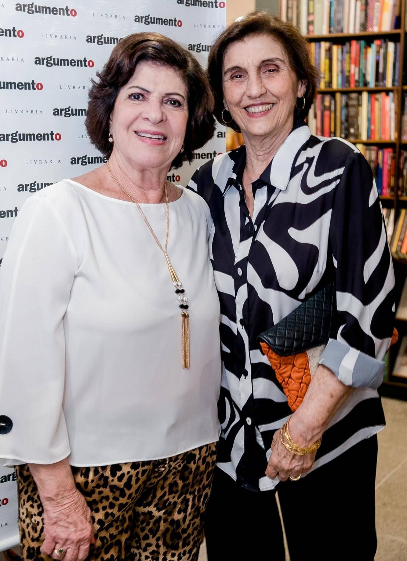 Gloria Daiha e Isabel Becker / Foto: Miguel Sá