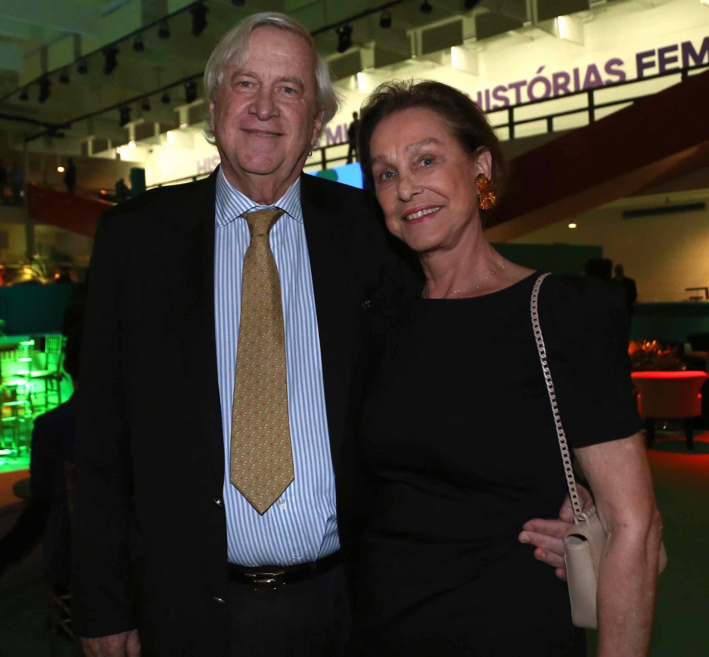 Carlo e Sabine Lovatelli /Foto: Denise Andrade