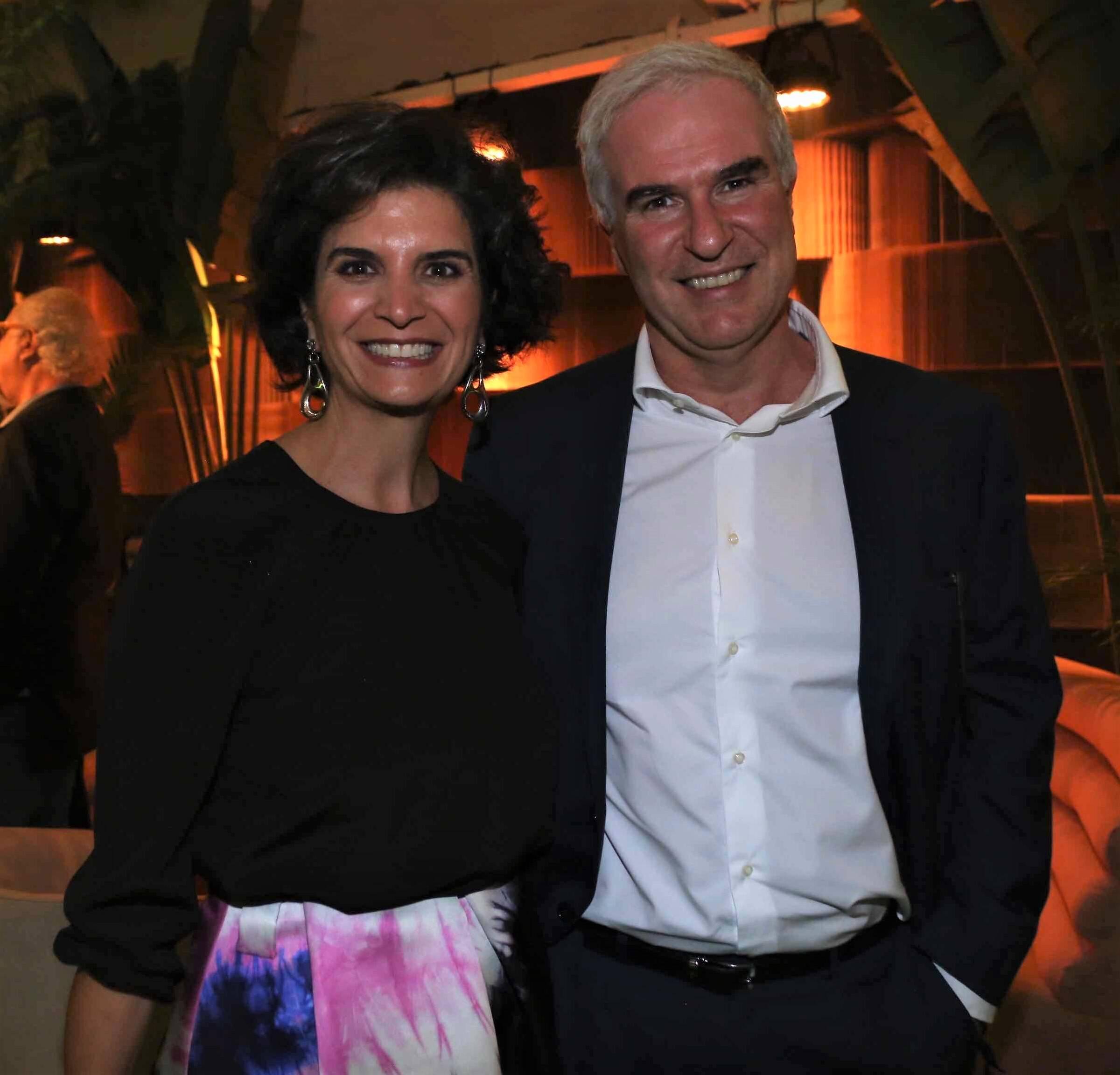Fernanda Feitosa e Heitor Martins /Foto: Denise Andrade