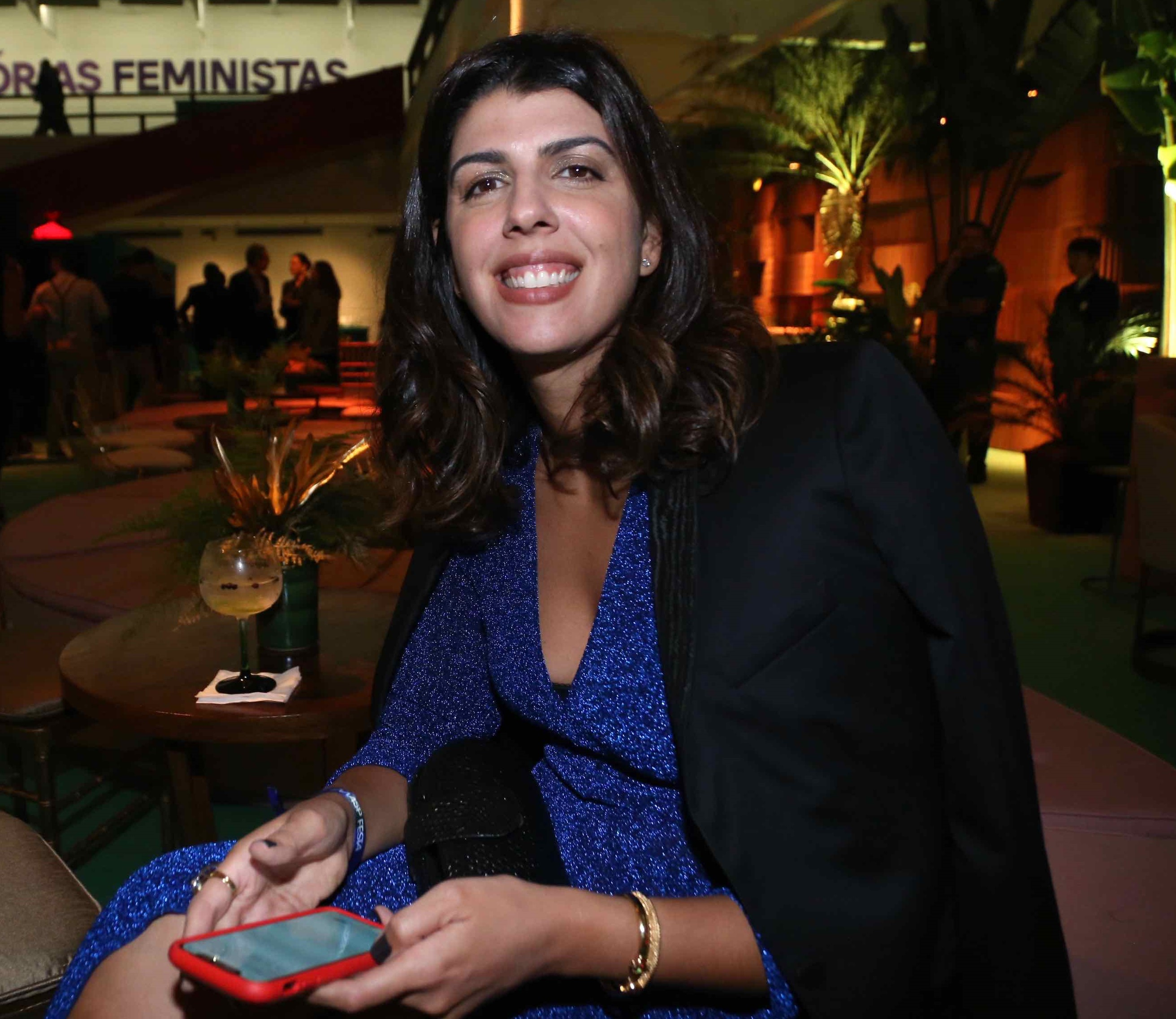 Fernanda Valente /Foto: Denise Andrade