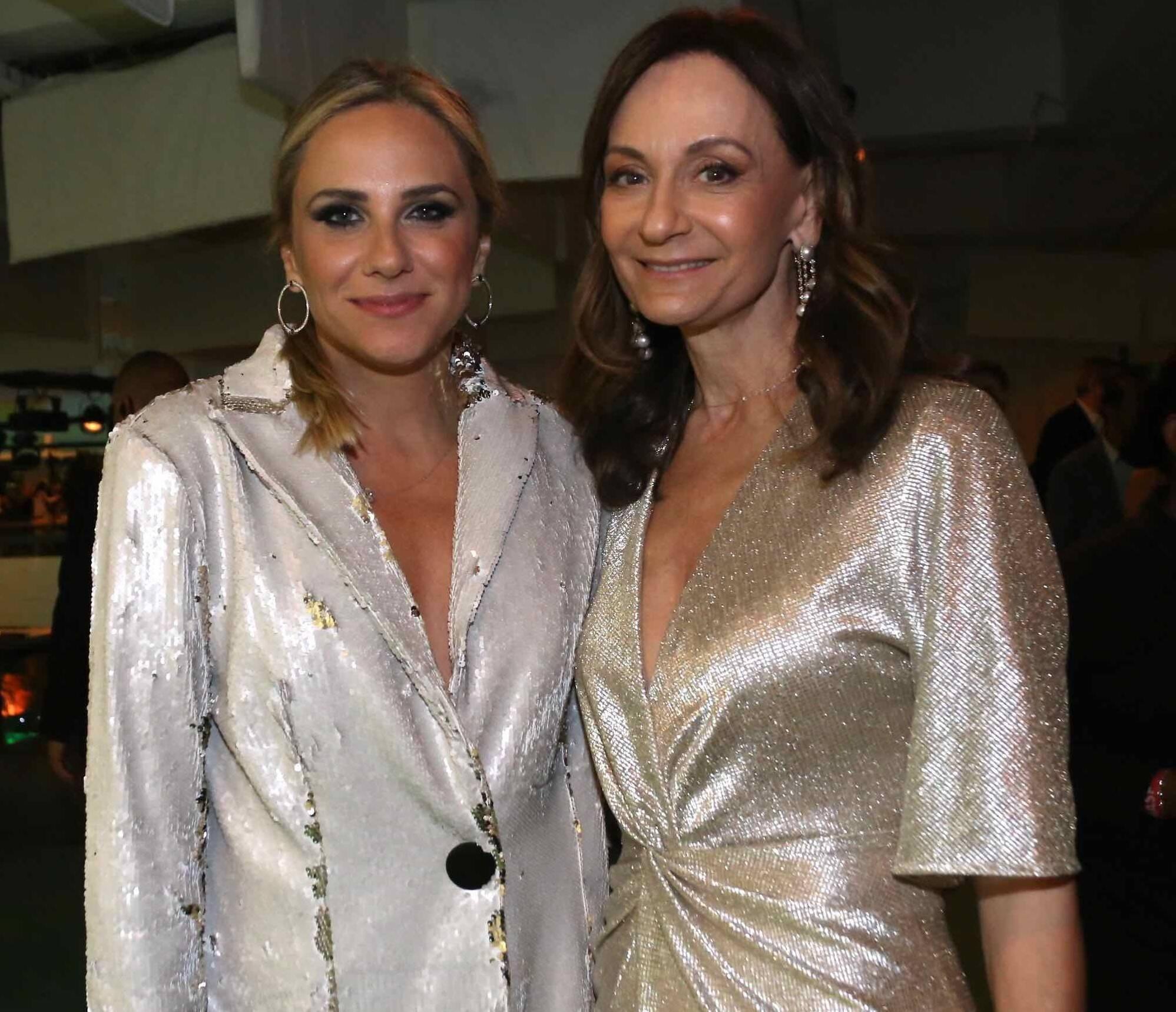 Fernanda Vidigal e Soraya Milan  /Foto: Denise Andrade