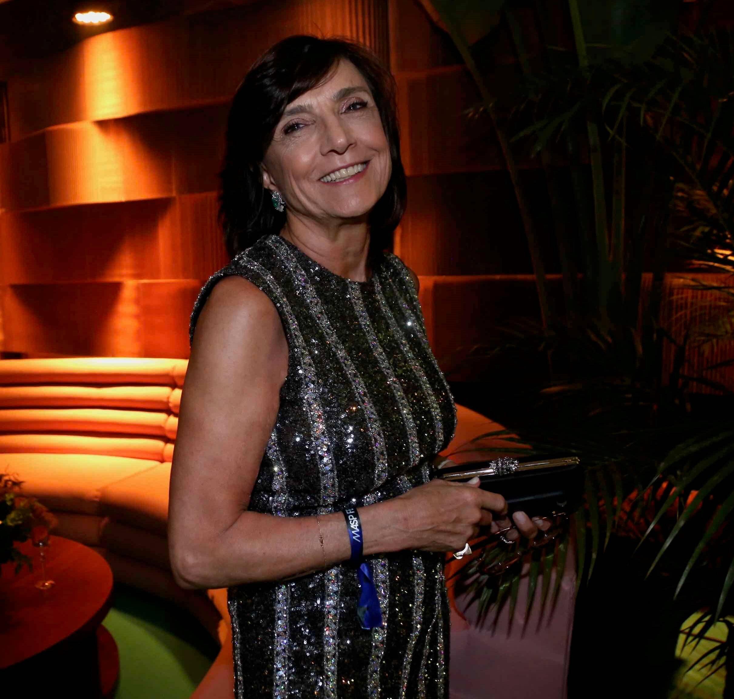 Frances Reynolds /Foto: Denise Andrade