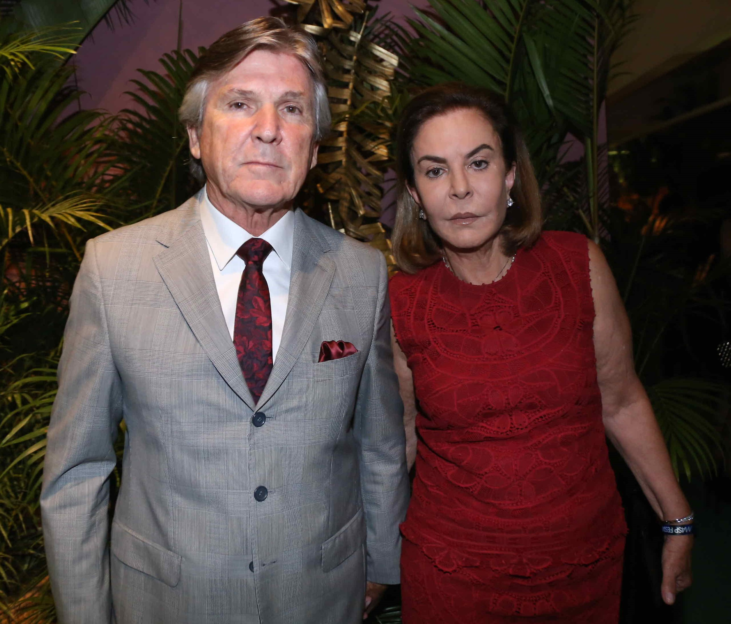 Horacio Melo e Ana Dale /Foto: Denise Andrade