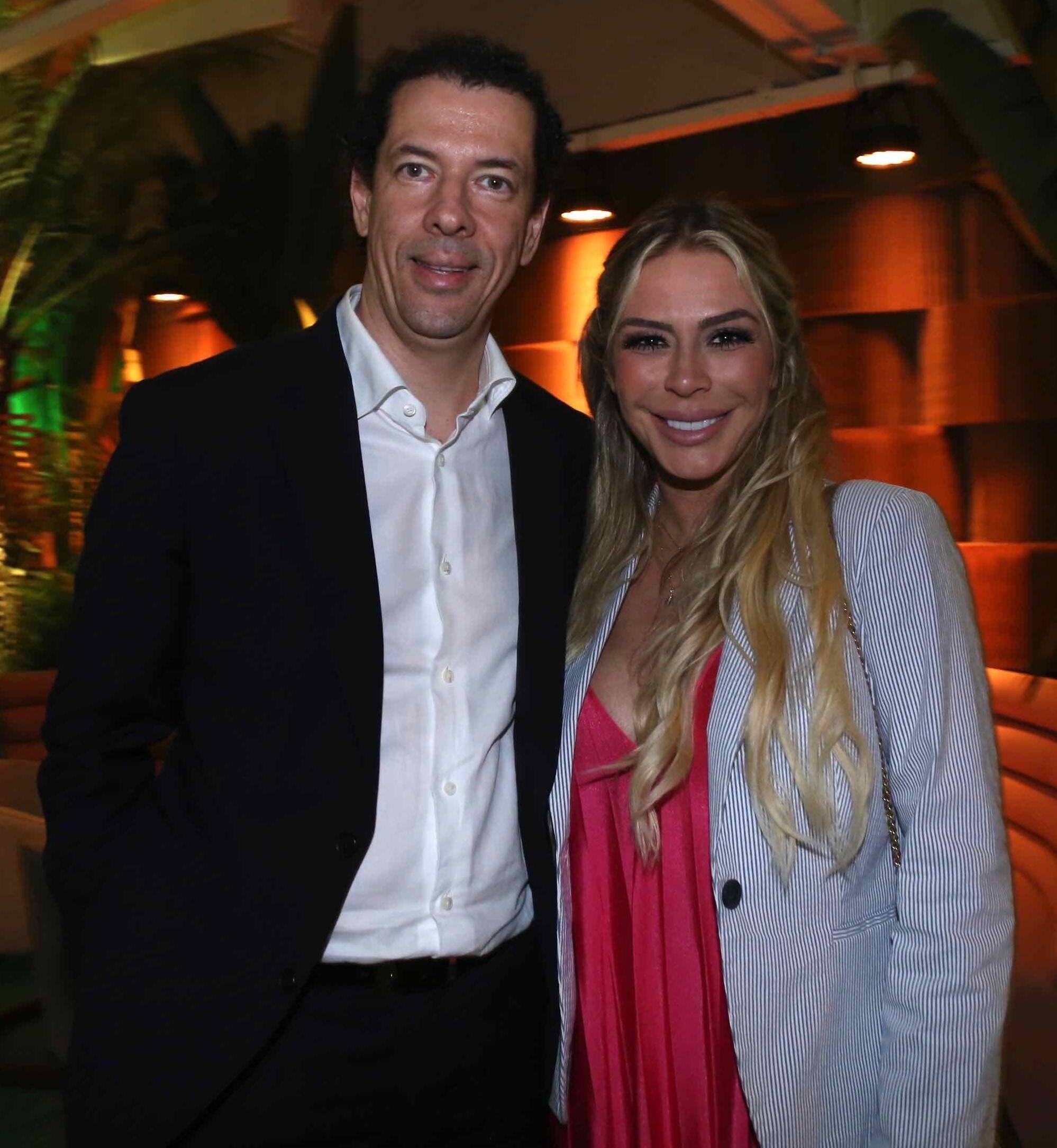 Janaina Jacobina e Ale Dias /Foto: Denise Andrade