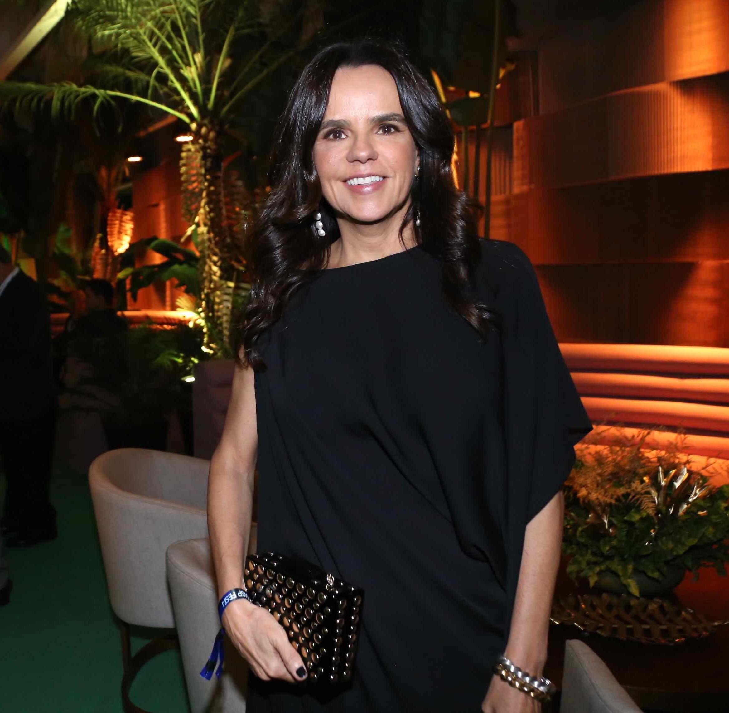 Luciana Brito /Foto: Denise Andrade