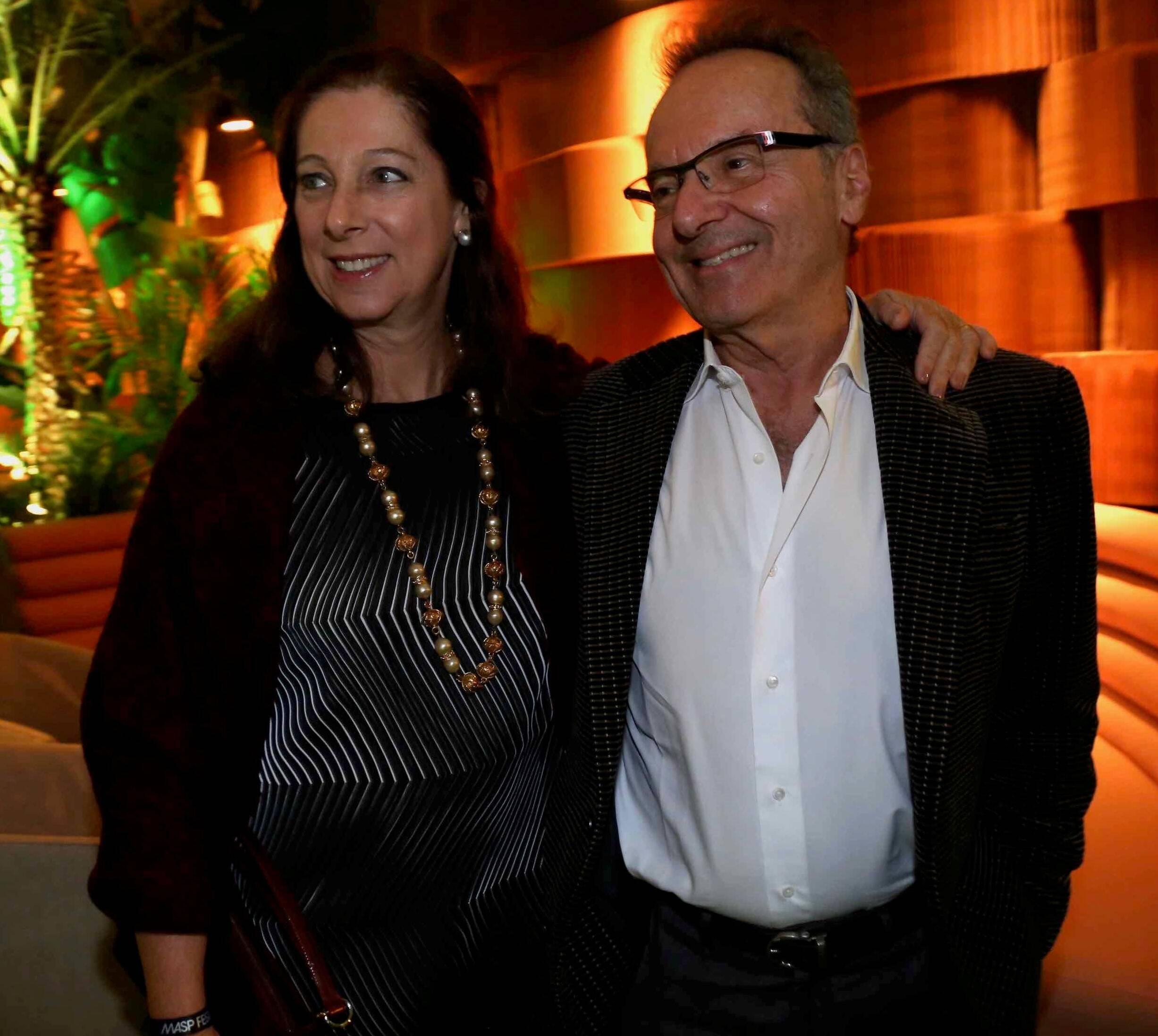 Marta e Paulo Kuczynski /Foto: Denise Andrade