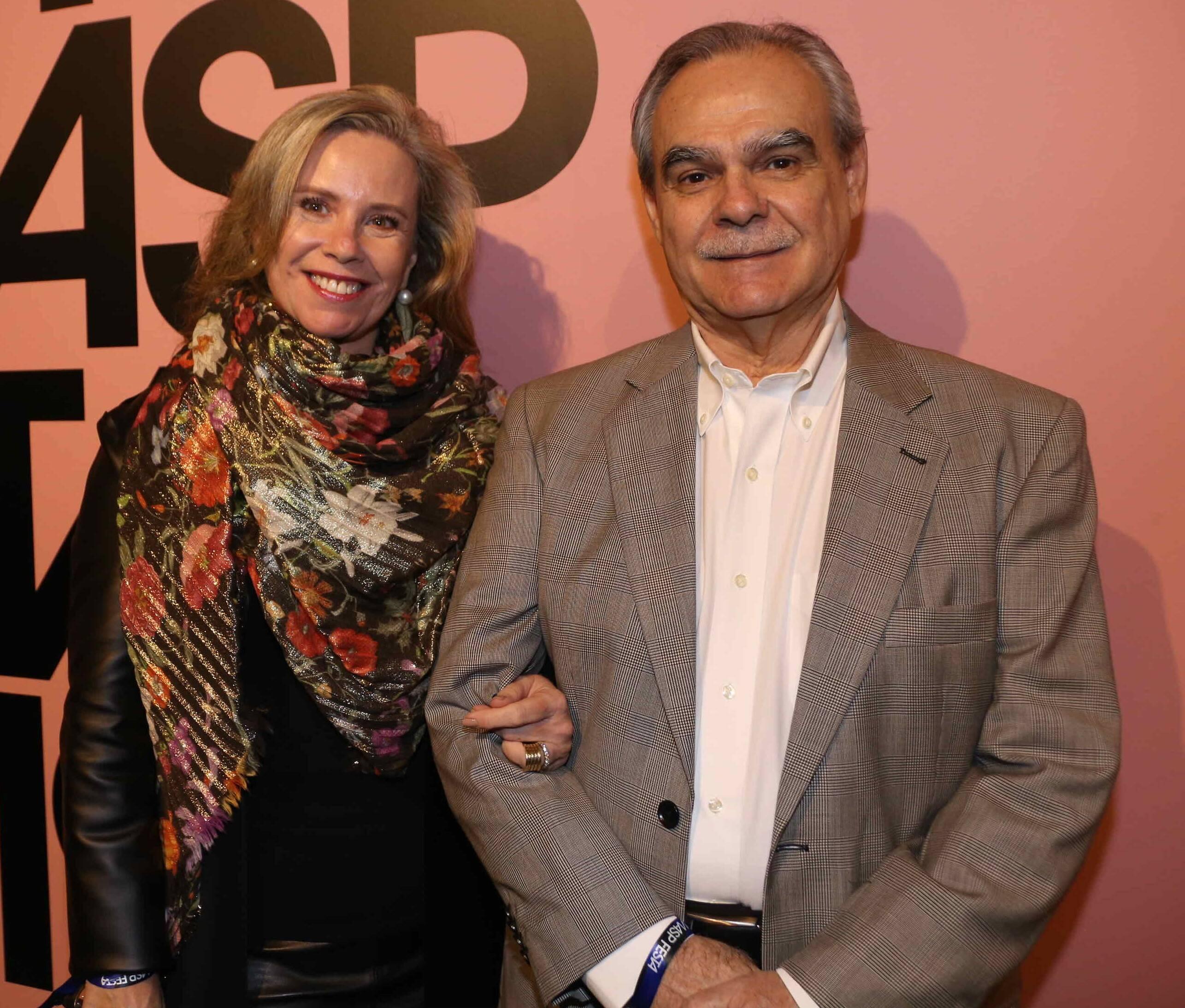 Max e Bia Perlingeiro /Foto: Denise Andrade