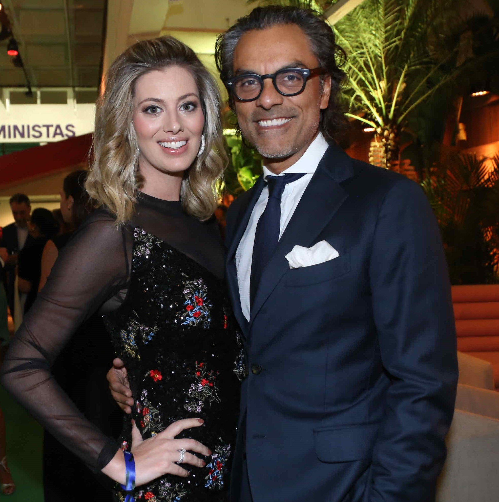 Michelle Lima e Alejandro Ponce /Foto: Denise Andrade