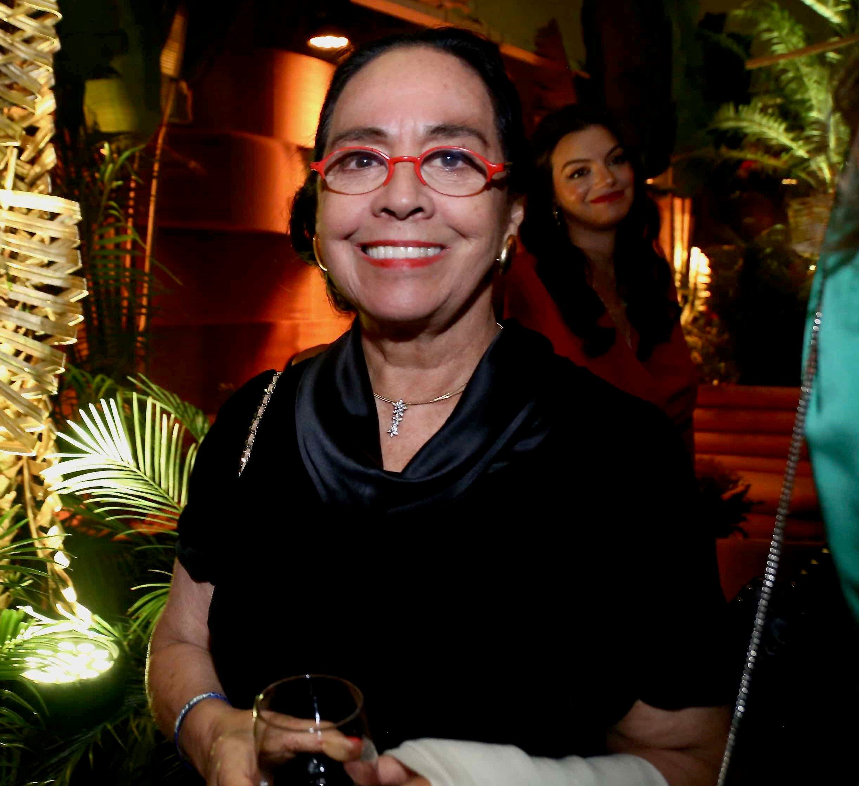 Monica Allende /Foto: Denise Andrade